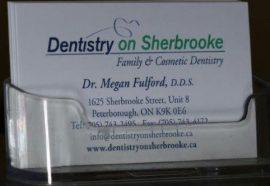 Dr. Megan Business Card